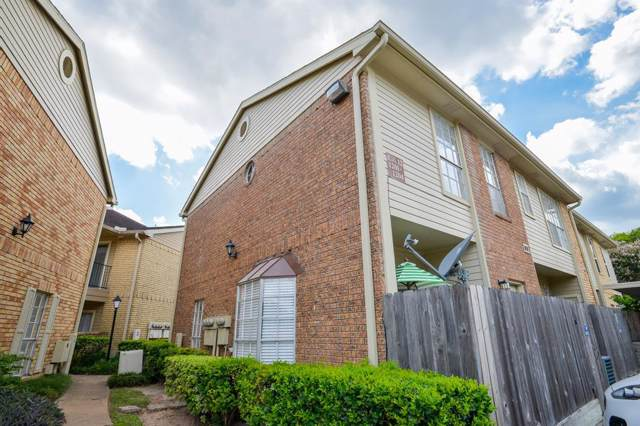 3600 Jeanetta Street #1201, Houston, TX 77063 (MLS #70813122) :: Caskey Realty