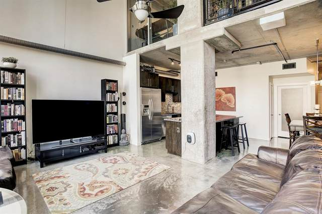 2000 Bagby Street #5424, Houston, TX 77002 (MLS #70815248) :: Connect Realty
