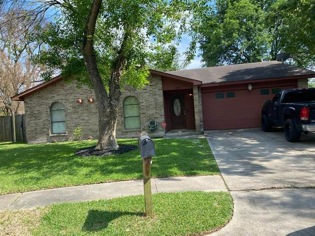 5407 Canyon Forest Drive, Houston, TX 77088 (MLS #70817795) :: The SOLD by George Team