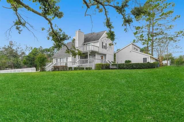 215 Magnolia Place, Coldspring, TX 77331 (MLS #70827728) :: Len Clark Real Estate