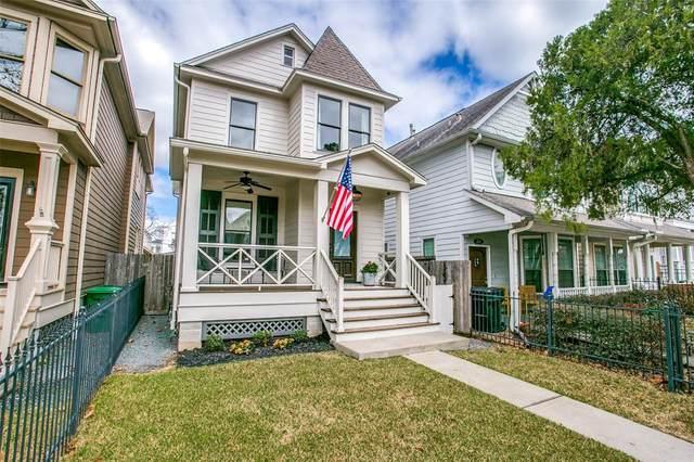 221 W 24th Street, Houston, TX 77008 (MLS #70828458) :: Keller Williams Realty