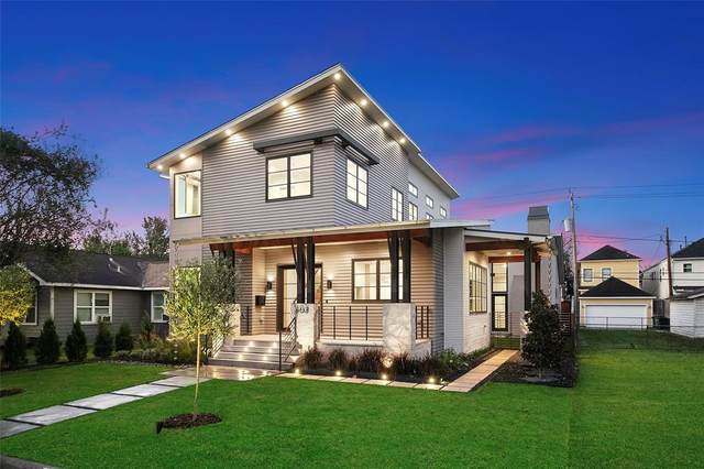 603 E 26th Street, Houston, TX 77008 (MLS #70831048) :: My BCS Home Real Estate Group