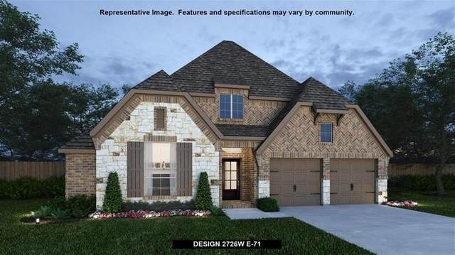 4035 Emerson Cove Drive, Spring, TX 77386 (MLS #70833374) :: Caskey Realty