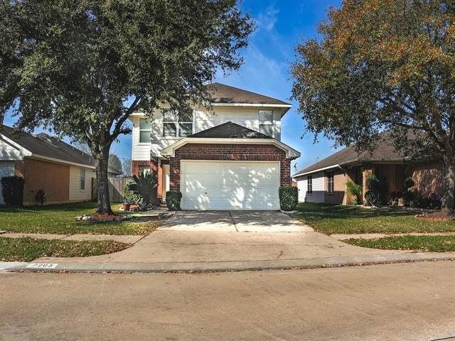 7203 Lapis Meadow Drive, Cypress, TX 77433 (MLS #7084522) :: The Sansone Group