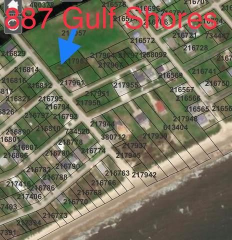 887 Gulf Shores Drive, Crystal Beach, TX 77650 (MLS #70845511) :: Texas Home Shop Realty