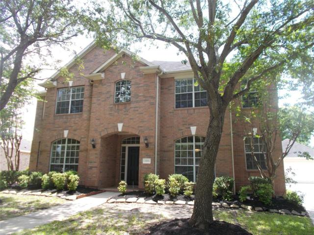 2703 Creek Terrace Drive, Missouri City, TX 77459 (MLS #70846810) :: The Heyl Group at Keller Williams