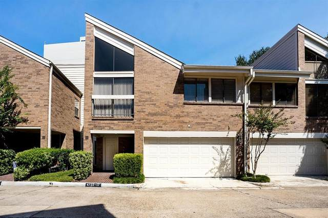 4722 Post Oak Timber Drive 10/17, Houston, TX 77056 (MLS #70855512) :: Guevara Backman