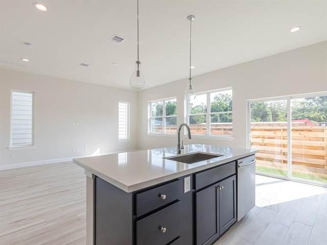 506 W Donovan Street B, Houston, TX 77091 (MLS #70862978) :: Homemax Properties