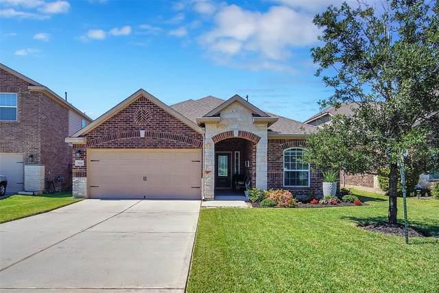 7636 Daisy Port Lane Lane, Conroe, TX 77304 (MLS #70868051) :: The Heyl Group at Keller Williams