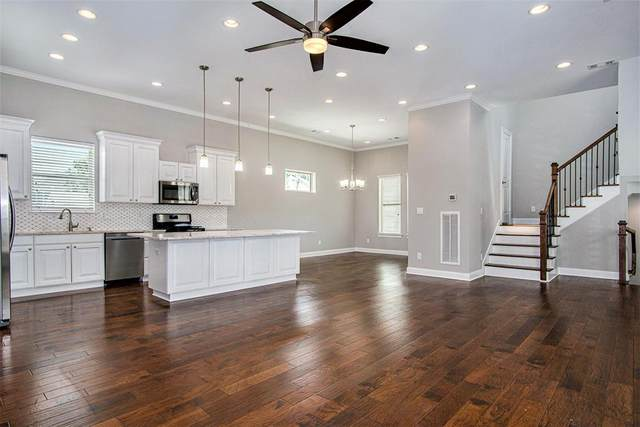 915 W 17TH STREET B, Houston, TX 77008 (MLS #70868114) :: The Home Branch
