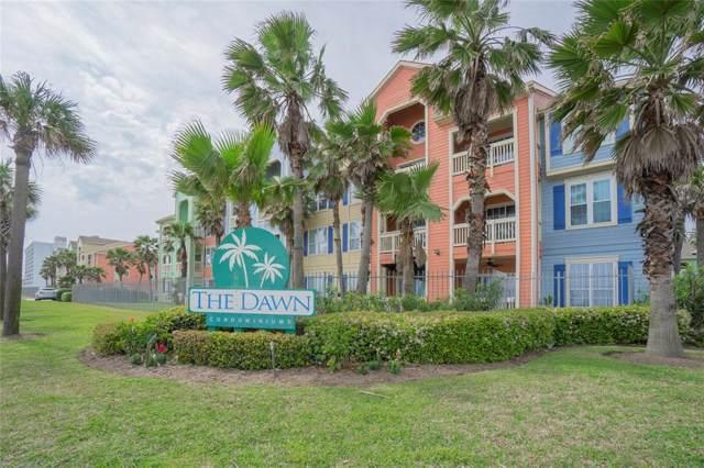 7000 Seawall Boulevard #213, Galveston, TX 77551 (MLS #70870057) :: Guevara Backman