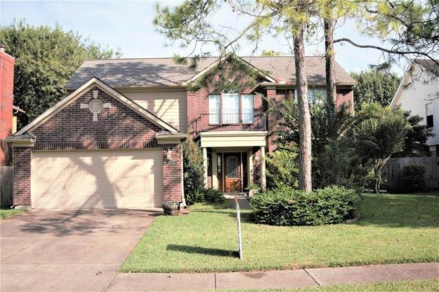 815 Fern Springs Court, Houston, TX 77062 (MLS #70879027) :: Michele Harmon Team