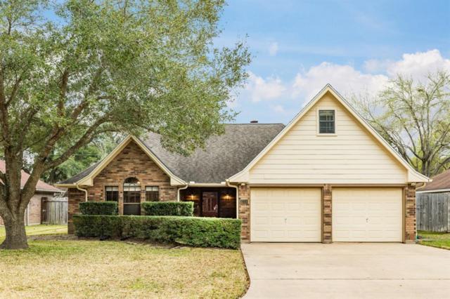 1720 Goode Street, Alvin, TX 77511 (MLS #70891198) :: The Kevin Allen Jones Home Team