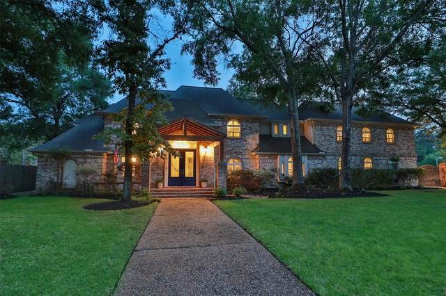 9811 Oxted Lane, Spring, TX 77379 (MLS #70898814) :: The Queen Team