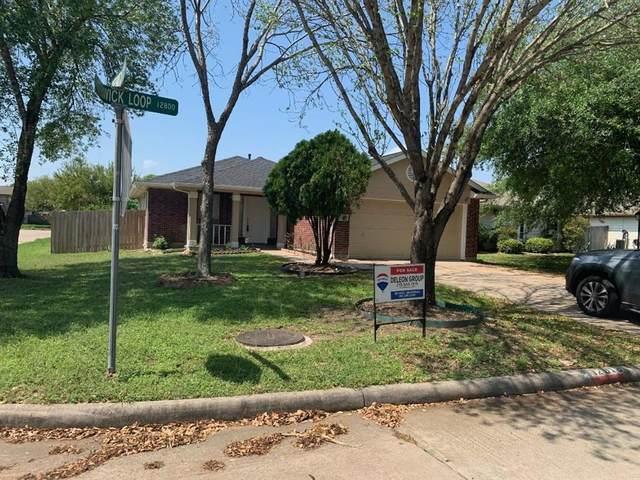 12818 W Greenwick Loop, Houston, TX 77085 (MLS #70911739) :: The Jennifer Wauhob Team
