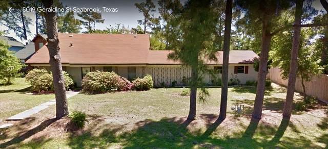 5019 Geraldine Street, Seabrook, TX 77586 (MLS #70920985) :: Michele Harmon Team
