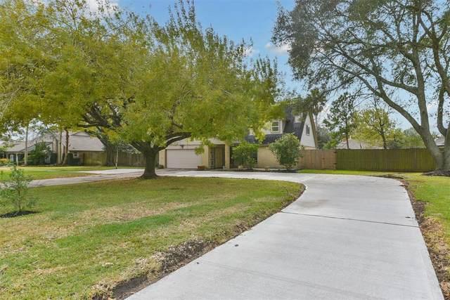 1404 Sunset Drive, Friendswood, TX 77546 (MLS #70925127) :: Rachel Lee Realtor