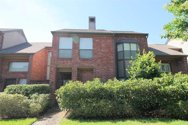 7447 Cambridge Street #47, Houston, TX 77054 (MLS #70925161) :: Giorgi Real Estate Group