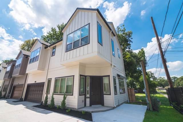 801 Janisch, Houston, TX 77018 (MLS #70925349) :: Phyllis Foster Real Estate