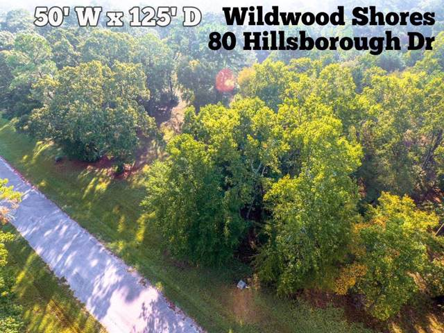 80 Hillsborough Drive, Huntsville, TX 77340 (MLS #70929367) :: The SOLD by George Team