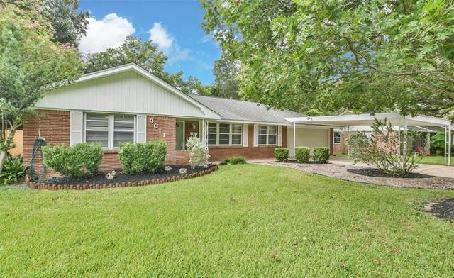 9011 Rockhurst Drive, Houston, TX 77080 (MLS #70931417) :: The SOLD by George Team
