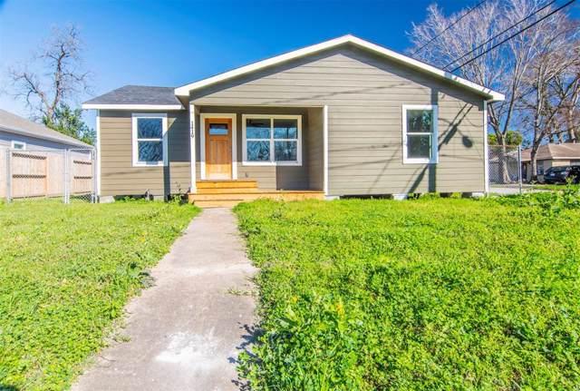1419 Tarley Street, Houston, TX 77009 (MLS #70947659) :: The Home Branch