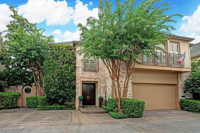 5132 Longmont Drive, Houston, TX 77056 (MLS #7095572) :: The Parodi Group