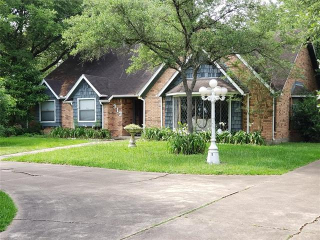 913 Llano Street, Pasadena, TX 77504 (MLS #70958273) :: The SOLD by George Team