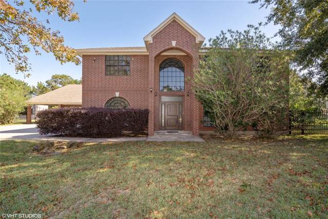 21310 Whispering Pine, Humble, TX 77338 (MLS #70959707) :: NewHomePrograms.com LLC