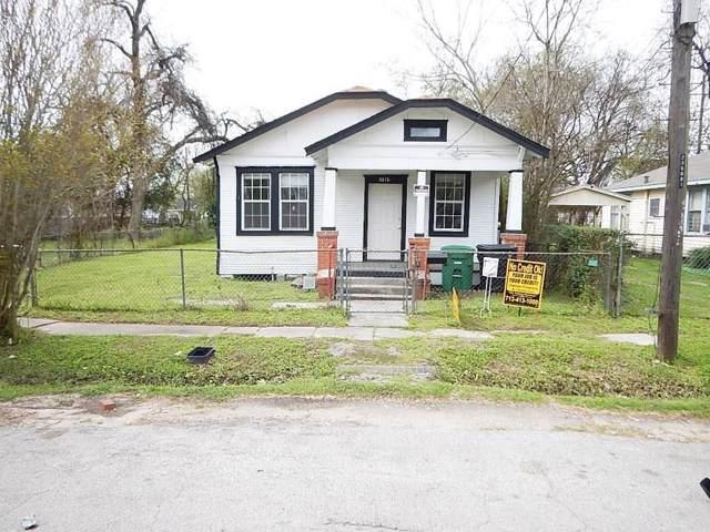 2616 Berry Street, Houston, TX 77004 (MLS #70959803) :: Lisa Marie Group | RE/MAX Grand
