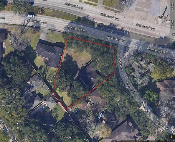 4515 Ingersoll Street, Houston, TX 77027 (MLS #70960200) :: All Cities USA Realty