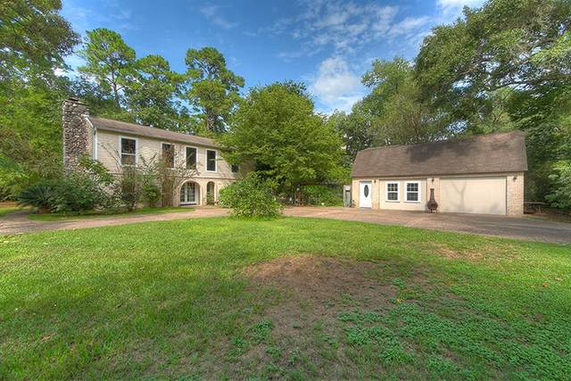 628 Bullfrog Lane, Conroe, TX 77384 (MLS #70966356) :: Area Pro Group Real Estate, LLC