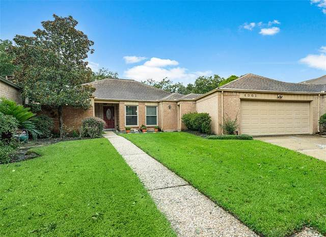 4061 Heathersage Drive, Houston, TX 77084 (MLS #70967775) :: All Cities USA Realty