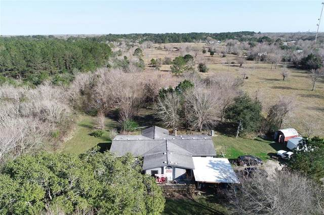 9559 County Road 200, Alvin, TX 77511 (MLS #70981453) :: Texas Home Shop Realty