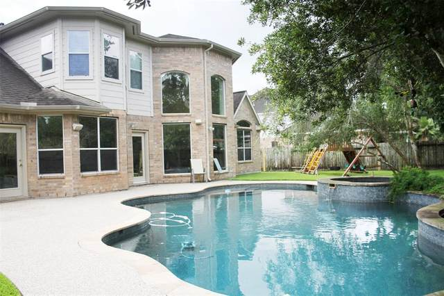 3411 Kingston Drive, Friendswood, TX 77546 (MLS #70982587) :: Bay Area Elite Properties