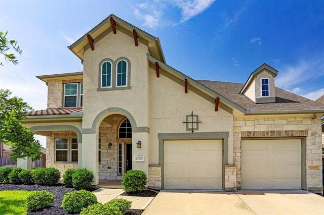 12507 Floral Park Lane, Pearland, TX 77584 (MLS #70982599) :: Christy Buck Team