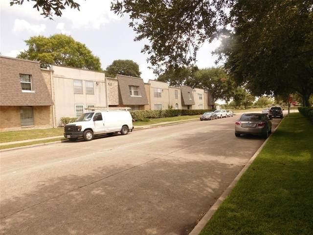5550 N Braeswood Boulevard #122, Houston, TX 77096 (MLS #70989683) :: My BCS Home Real Estate Group