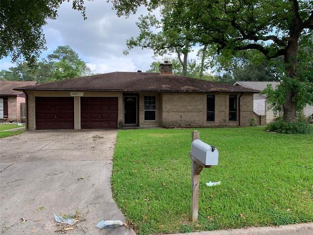23114 Newgate Drive, Spring, TX 77373 (MLS #70993322) :: The Freund Group