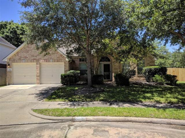 2202 Oak Sand Drive, Katy, TX 77450 (MLS #70994823) :: Giorgi Real Estate Group