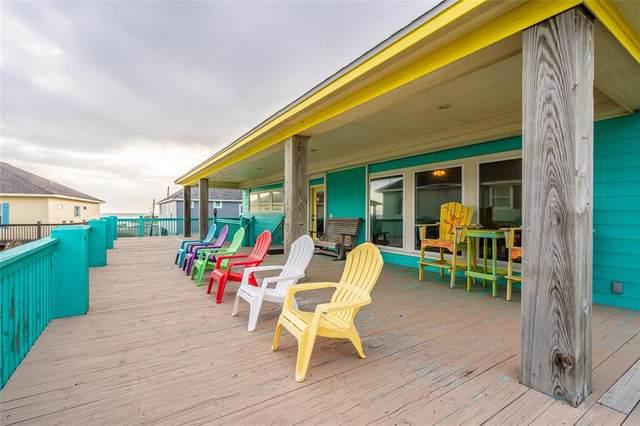845 Beaumont Drive, Crystal Beach, TX 77650 (MLS #71000354) :: Michele Harmon Team