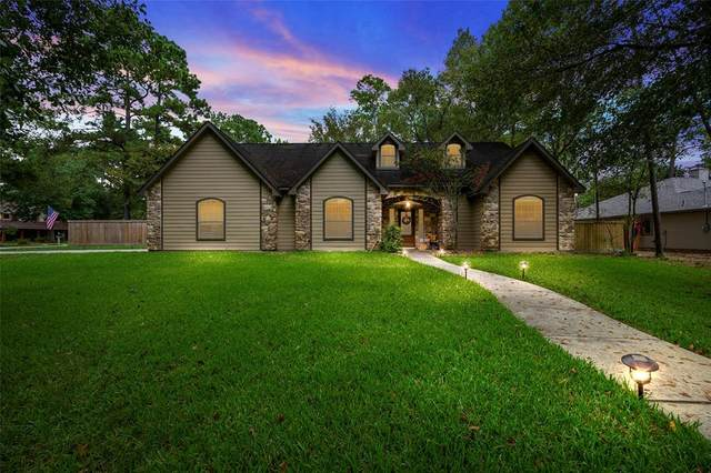 1010 Douglas Fir Drive, Magnolia, TX 77354 (MLS #71000804) :: The SOLD by George Team