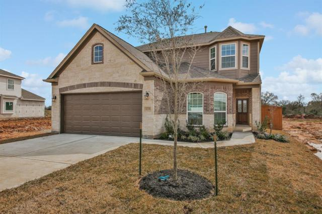 32735 Timber Point Drive, Fulshear, TX 77423 (MLS #71023237) :: The Bly Team