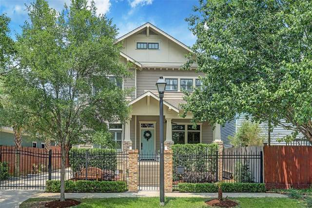 1111 Woodland Street, Houston, TX 77009 (MLS #7102437) :: Connect Realty