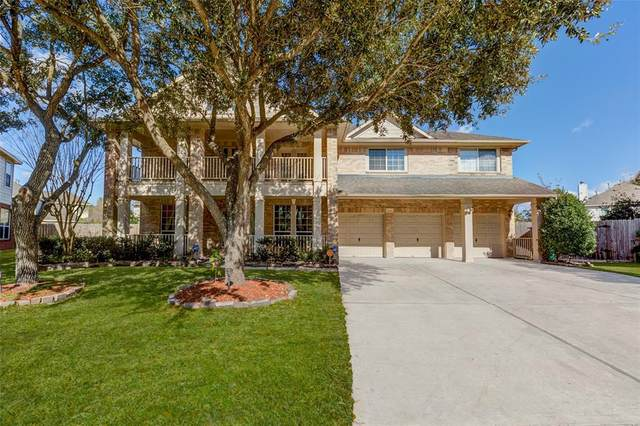 11303 Softbreeze Court, Pearland, TX 77584 (MLS #71040810) :: The Property Guys