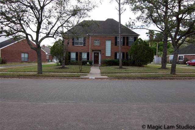 2911 Lake Colony Drive, Missouri City, TX 77459 (MLS #71065652) :: The Sansone Group