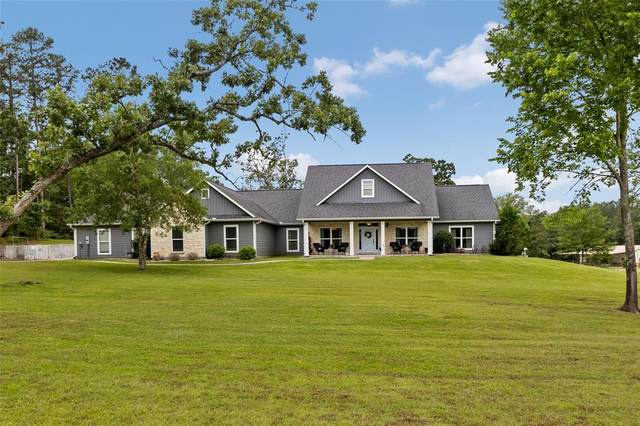 39 Timberwilde Dr Drive, Huntsville, TX 77320 (#71075116) :: ORO Realty