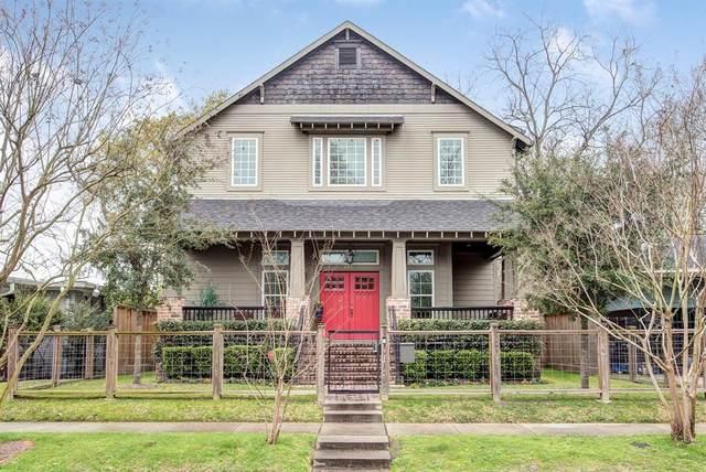 403 Cordell Street, Houston, TX 77009 (MLS #71076017) :: The Jill Smith Team