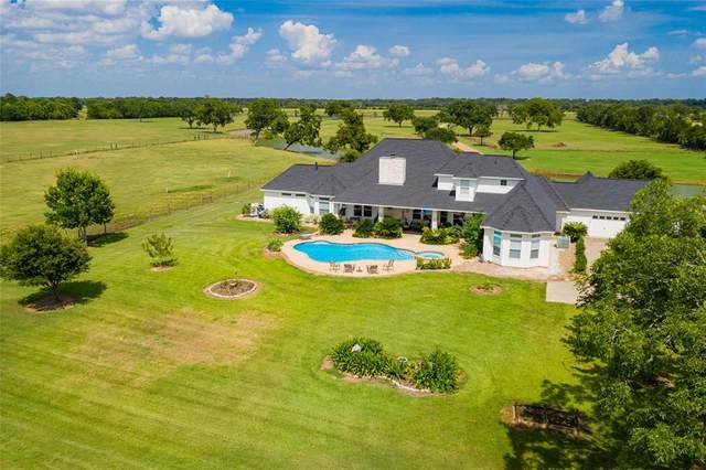 3131 Zuckero Road, Simonton, TX 77476 (MLS #71079173) :: The Bly Team