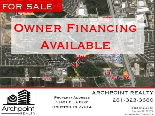 11401 Ella Boulevard, Houston, TX 77014 (MLS #71080673) :: Texas Home Shop Realty