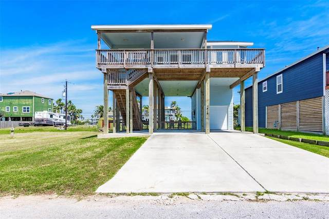 1416 Bay Meadows Street, Galveston, TX 77554 (MLS #71081153) :: Green Residential